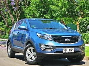 2014 Kia Sportage SL MY14 Si 2WD Blue 6 Speed Sports Automatic Wagon Thorngate Prospect Area Preview