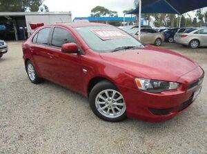2011 Mitsubishi Lancer Red Manual Hatchback Hastings Mornington Peninsula Preview