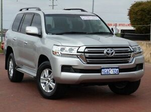 2016 Toyota Landcruiser VDJ200R GXL Silver 6 Speed Sports Automatic Wagon Spearwood Cockburn Area Preview