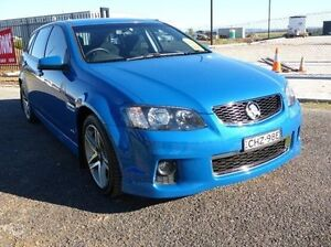 2012 Holden Commodore VE II MY12.5 SV6 Sportwagon Blue 6 Speed Sports Automatic Wagon Singleton Singleton Area Preview