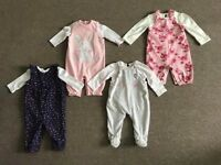 Baby Girls Clothes Bundle.