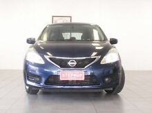 2013 Nissan Pulsar C12 ST Blue 1 Speed Constant Variable Hatchback Lilydale Yarra Ranges Preview