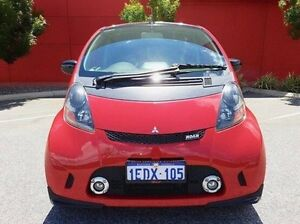2006 Mitsubishi i Red Automatic Hatchback Cannington Canning Area Preview