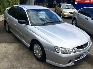 2002 Holden Commodore VY S Silver 4 Speed Automatic Sedan Dandenong Greater Dandenong Preview