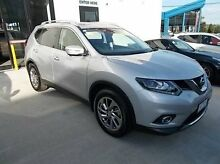 2015 Nissan X-Trail T32 TL X-tronic 2WD White 7 Speed Constant Variable Wagon Burwood Whitehorse Area Preview