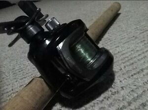Bait Caster Fishing Rod/Reel Combo Browning Midas) 6'6