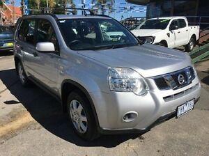 2010 Nissan X-Trail Silver Manual Wagon Wodonga Wodonga Area Preview