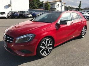 2015 Mercedes-Benz A180 W176 806MY D-CT Red 7 Speed Sports Automatic Dual Clutch Hatchback Parramatta Park Cairns City Preview