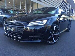 2015 Audi TT Black Sports Automatic Dual Clutch Coupe Coffs Harbour Coffs Harbour City Preview