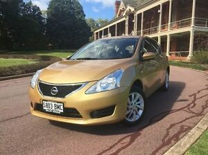 2014 Nissan Pulsar C12 ST Gold 1 Speed Constant Variable Hatchback Hyde Park Unley Area Preview