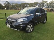2013 Renault Koleos H45 Phase III Bose Grey 6 Speed Sports Automatic Wagon Hyde Park Unley Area Preview