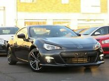 2013 Subaru BRZ Z1 MY13 Grey 6 Speed Manual Coupe Preston Darebin Area Preview