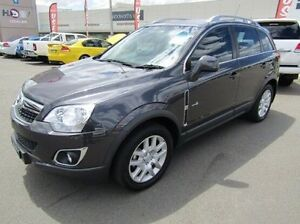 2012 Holden Captiva CG Series II 5 AWD Grey 6 Speed Sports Automatic Wagon Cardiff Lake Macquarie Area Preview