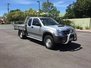 2011 Isuzu D-MAX SX Silver 5 Speed Manual Extracab Chermside Brisbane North East Preview