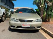 2005 Ford Falcon BA Mk II XT Gold 4 Speed Sports Automatic Wagon Berrimah Darwin City Preview