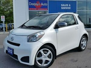 2012 Scion iQ Base (CVT)
