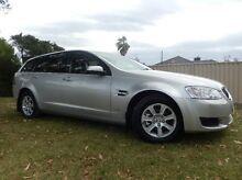2011 Holden Commodore VE II Omega Sportwagon Silver 6 Speed Sports Automatic Wagon Doveton Casey Area Preview