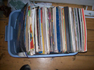 Records all for $20 or $1 each