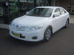 2009 Toyota Camry ACV40R MY10 Altise White 5 Speed Automatic Sedan Dubbo Dubbo Area Preview