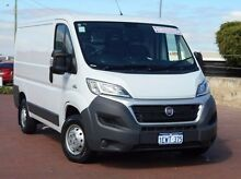 2015 Fiat Ducato Series 4 Low Roof SWB Comfort-matic White 6 Speed Sports Automatic Single Clutch Va Spearwood Cockburn Area Preview