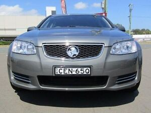2012 Holden Commodore VE II MY12 Omega Sportwagon Grey 6 Speed Sports Automatic Wagon Cardiff Lake Macquarie Area Preview