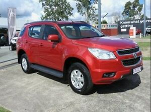 2015 Holden Colorado 7 RG MY16 LT Red 6 Speed Sports Automatic Wagon Morningside Brisbane South East Preview
