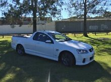 2012 Holden Ute  White Manual Utility East Kempsey Kempsey Area Preview