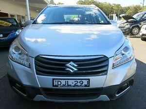 2014 Suzuki S-Cross Silver Constant Variable Hatchback Coffs Harbour Coffs Harbour City Preview