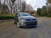 2014 Volkswagen Polo 6R MY15 81TSI DSG Comfortline Grey 7 Speed Sports Automatic Dual Clutch Old Reynella Morphett Vale Area Preview