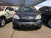 2008 Honda CR-V RE MY2007 4WD Grey 5 Speed Automatic Wagon Maidstone Maribyrnong Area Preview