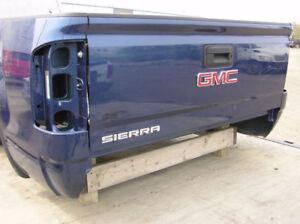 GMC 8 Foot Truck Box