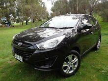 2013 Hyundai ix35 LM2 Active Black 6 Speed Sports Automatic Wagon St Marys Mitcham Area Preview