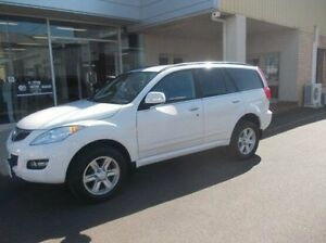 2012 Great Wall X240 CC6461KY MY12 White 5 Speed Manual Wagon Dubbo Dubbo Area Preview