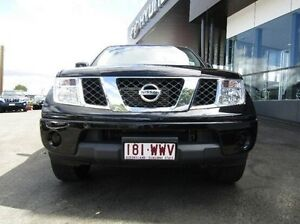 2011 Nissan Navara Black Manual Utility Earlville Cairns City Preview