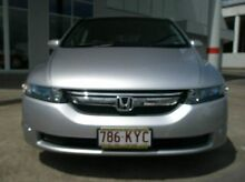 2007 Honda Odyssey 3rd Gen MY07 Silver 5 Speed Sports Automatic Wagon Southport Gold Coast City Preview
