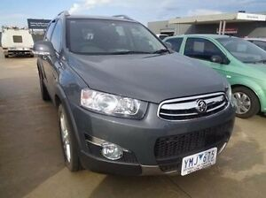 2011 Holden Captiva CG MY10 LX (4x4) Grey 5 Speed Automatic Wagon Melton Melton Area Preview
