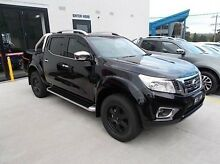 2015 Nissan Navara D23 ST-X Black 7 Speed Sports Automatic Utility Burwood Whitehorse Area Preview