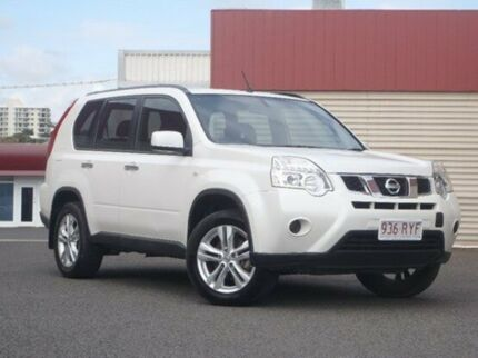 2011 Nissan X-Trail T31 Series IV ST White 1 Speed Constant Variable Wagon Gladstone Gladstone City Preview