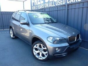 2007 BMW X5 E70 si Steptronic Executive Grey 6 Speed Sports Automatic Wagon Old Reynella Morphett Vale Area Preview