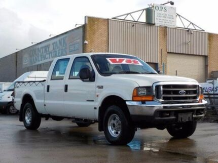 2003 Ford F250 XLT 4 Speed Automatic Utility Pakenham Cardinia Area Preview