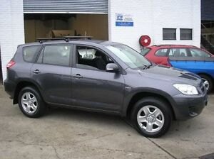 2010 Toyota RAV4 ACA33R MY09 CV Grey 5 Speed Manual Wagon Woodbine Campbelltown Area Preview