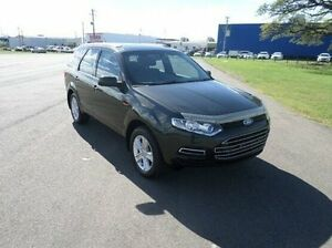 2013 Ford Territory SZ TX Seq Sport Shift Grey 6 Speed Sports Automatic Wagon Hyde Park Townsville City Preview