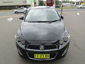 2015 Holden Barina TM MY16 RS Black 6 Speed Sports Automatic Hatchback Cardiff Lake Macquarie Area Preview