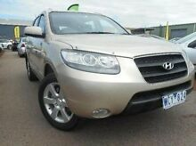 2008 Hyundai Santa Fe  Gold Sports Automatic Wagon Thomastown Whittlesea Area Preview