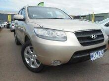 2008 Hyundai Santa Fe CM MY08.5 Elite Gold 5 Speed Sports Automatic Wagon Thomastown Whittlesea Area Preview
