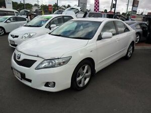 2010 Toyota Camry ACV40R MY10 Touring White 5 Speed Automatic Sedan Monkland Gympie Area Preview