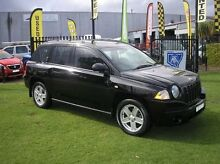 2007 Jeep Compass MK Sport Black Constant Variable Wagon Minto Campbelltown Area Preview