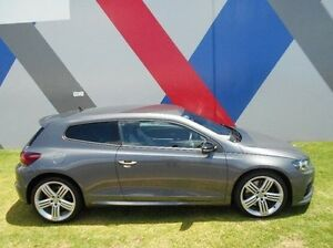 2012 Volkswagen Scirocco 1S MY13 R Coupe DSG Silver 6 Speed Sports Automatic Dual Clutch Hatchback Bunbury Bunbury Area Preview