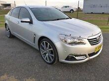 2013 Holden Calais VF MY14 V Silver 6 Speed Sports Automatic Sedan Singleton Singleton Area Preview