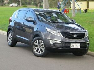 2015 Kia Sportage SL MY15 SLi AWD Grey 6 Speed Sports Automatic Wagon Christies Beach Morphett Vale Area Preview